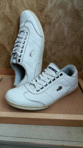 5e562090a11b2 Tenis lacoste couro branco - Roupas e calçados - Centro, Vila Velha ...