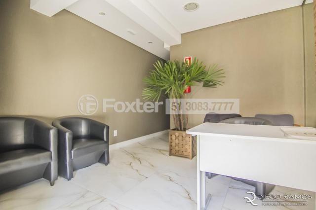 Apartamento à venda com 1 dormitórios em Azenha, Porto alegre cod:183209 - Foto 3