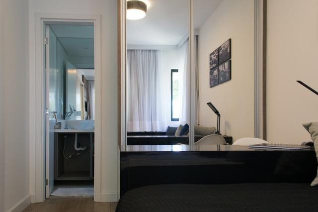 Apartamento Decorado 1 Dormitório No Mercês - Foto 12