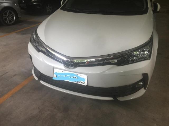 Toyota Corolla XEI 2.0 - 17/18 - Automático