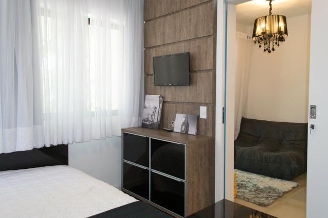 Apartamento Decorado 1 Dormitório No Mercês - Foto 7