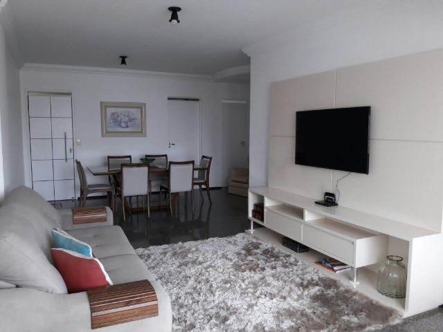 AP0284 - Apartamento 136m², 3 Suítes, 2 Vagas, Ed. Valdenir Maia, Aldeota, Fortaleza/CE - Foto 5