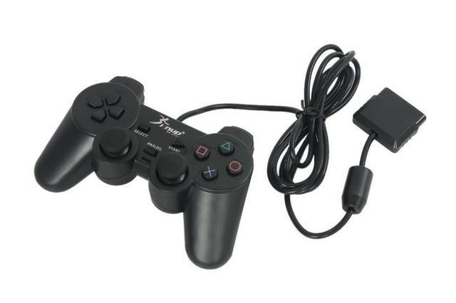 Joystick Playstation 2 Original Knup-(Loja na Cohab)-Somos a Melhor Loja de São Luis - Foto 3