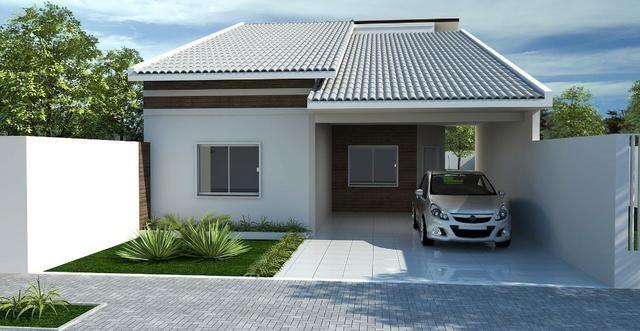 Só paga aluguel quem quer!! Venha Construir a sua Casa! Lotes a prestação em cond. fechado - Foto 2