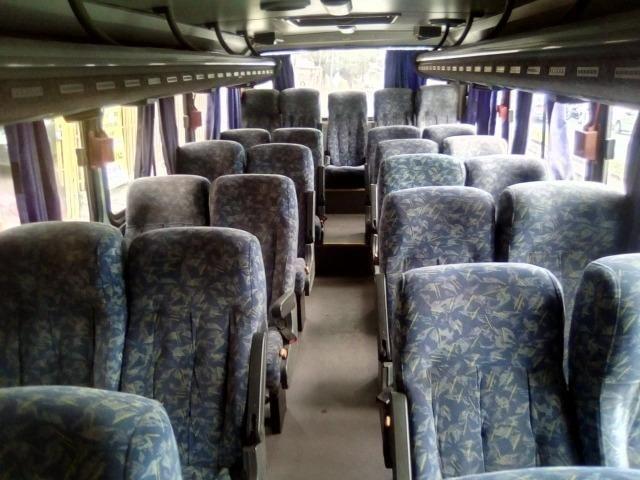 Micro ônibus mascarello granmicro 2011|12 - Foto 4