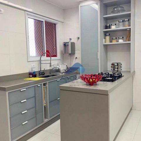 Apartamento com 3 dormitórios à venda, 100 m² por r$ 625.000 - jardim das indústrias - são - Foto 3