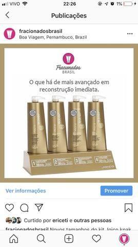 Produtos para cabelo importados e fracionados - Foto 2