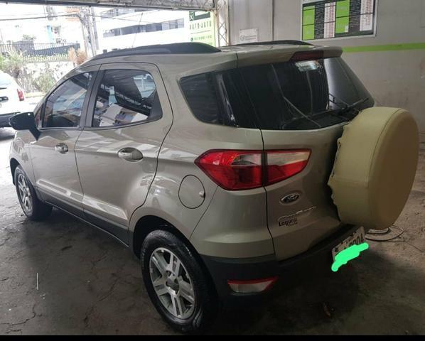 Ford Ecosport 1.6 16/16 SE automática impecável! - Foto 4