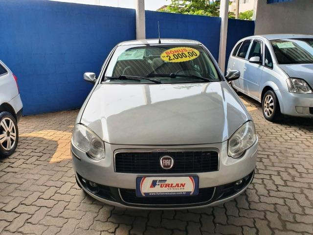 Fiat siena hlx 1.8 8v flex - Foto 2