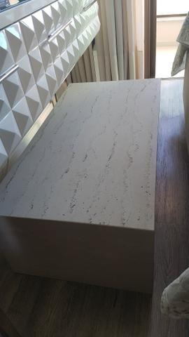 Mesa de centro porcelanato