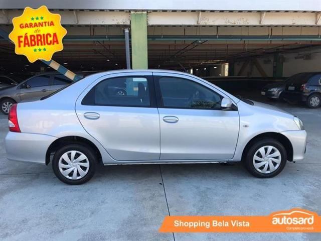 Toyota Etios Sedan XS 1.5 (Flex) (Aut) - Foto 10