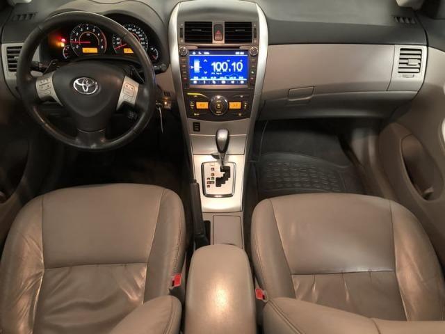 Toyota Corolla XEI 2.0 Flex VVT-I Automático 2013 - GNV - - Foto 13