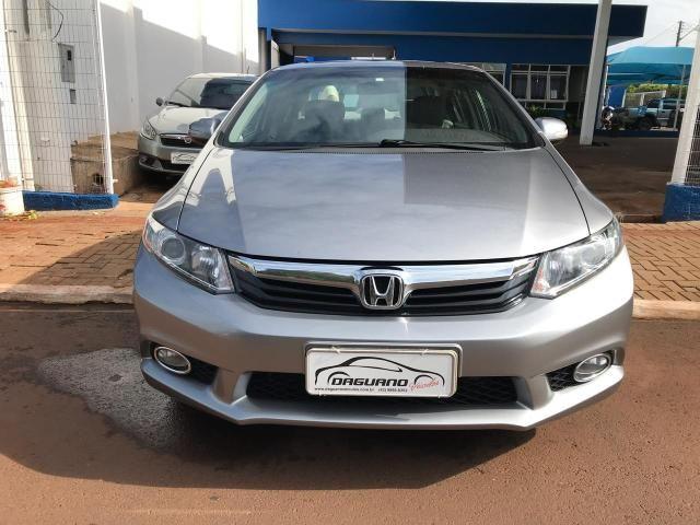 Honda Civic 2.0 Exr FlexOne 2013/2014