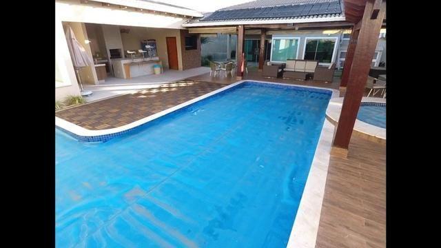Casa espetacular Paranoá DF Condomínio Entre Lagos - Foto 17