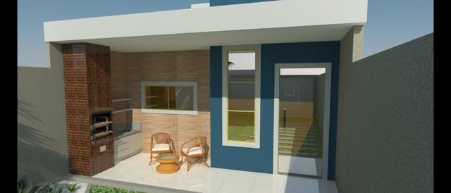 Lançamento casas planas nas margens da Washington Soares - Foto 5
