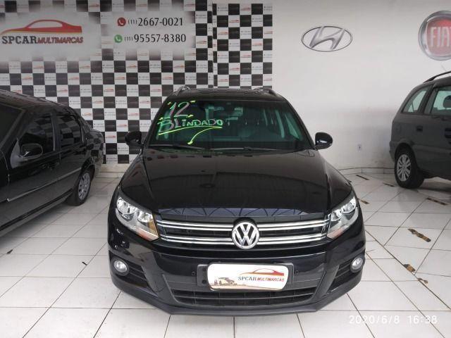 Volkswagen Tiguan 2.0 Tsi R-line 16v Turbo Gasolina 4p Tiptronic ano 2012 - Foto 4