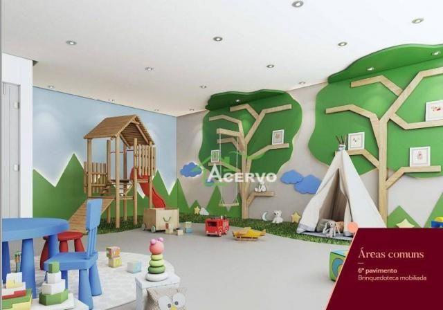 Apartamento com 2 dormitórios à venda, 83 m² por R$ 499.690,00 - Granbery - Juiz de Fora/M - Foto 3