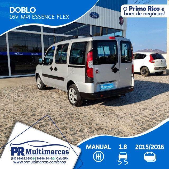 Fiat Doblo Essence 07Lug 1.8 2016 - Foto 4