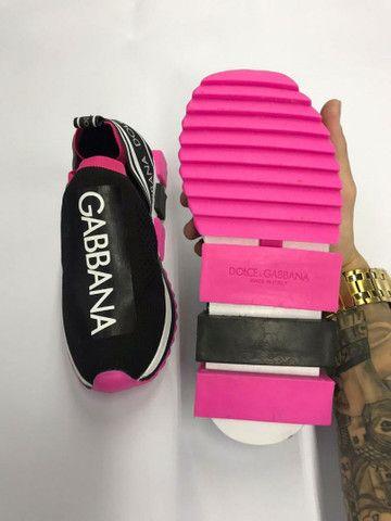 Tenis Dolce & Gabbana Feminino - Envio Imediato - Foto 5