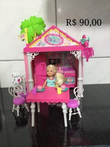 Barbies e outras (preços nas fotos) - Foto 4