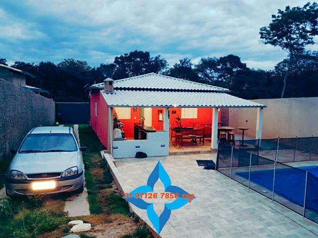 Lindo sítio barato piscina casa colonial 3qts pomar produzindo mil m2 murado canil - Foto 2