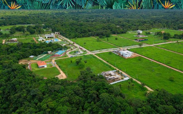Terreno no Condomínio Raízes de Aldeia - Foto 4