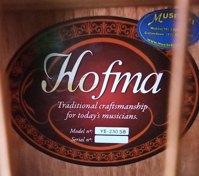 Violão Hofma - Foto 5