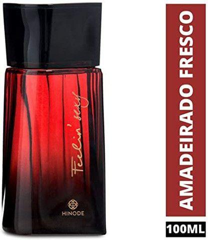 Perfume feelin sexy for him  100ml , promoção perfumes para homens - Foto 4