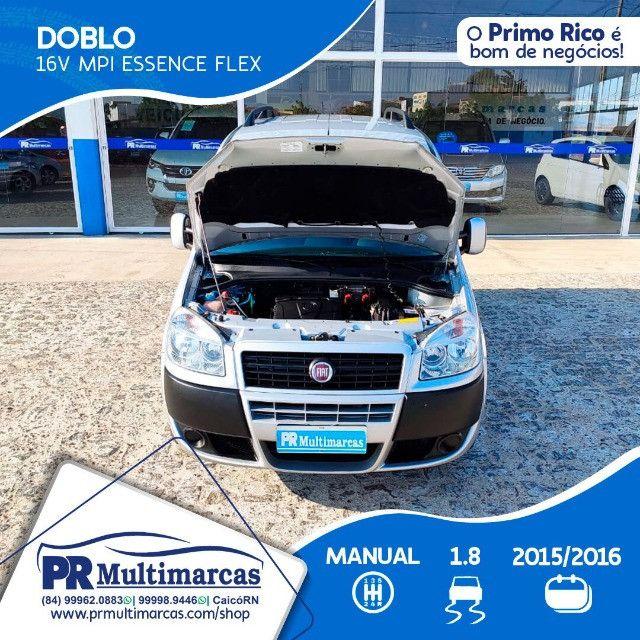 Fiat Doblo Essence 07Lug 1.8 2016 - Foto 7
