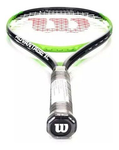 Raquete de tênis Wilson advantage xl 2 - Foto 2