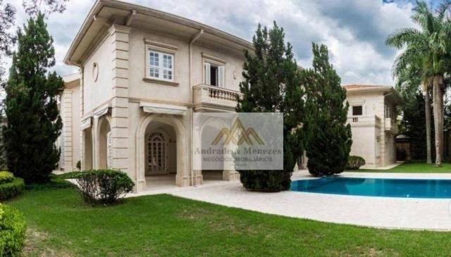 Sobrado com 5 dormitórios para alugar, 1120 m² por R$ 25.000,00/mês - Condomínio Country V - Foto 3