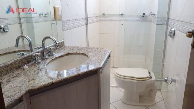 Apartamento com 3 dormitórios para alugar, 380 m² por R$ 3.500,00/mês - Jardim Novo Horizo - Foto 12