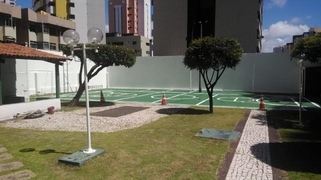 Apartamento à venda com 3 dormitórios em Cocó, Fortaleza cod:DMV273 - Foto 18