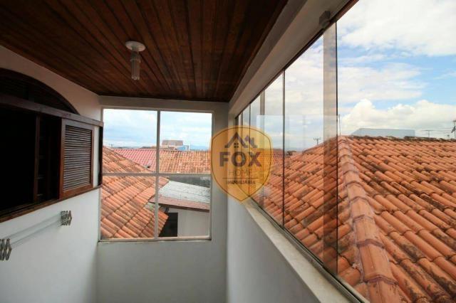 Sobrado com 3 dormitórios para alugar, 240 m² por R$ 5.500,00/mês - Cajuru - Curitiba/PR - Foto 14