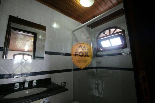 Sobrado com 3 dormitórios para alugar, 240 m² por R$ 5.500,00/mês - Cajuru - Curitiba/PR - Foto 10