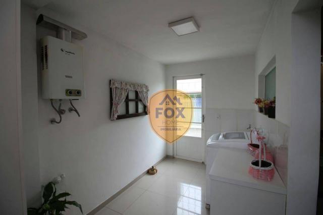 Sobrado com 3 dormitórios para alugar, 240 m² por R$ 5.500,00/mês - Cajuru - Curitiba/PR - Foto 11