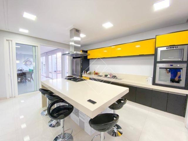 Sobrado com 4 dormitórios à venda, 423 m² por R$ 2.200.000,00 - Residencial Araguaia - Rio - Foto 9