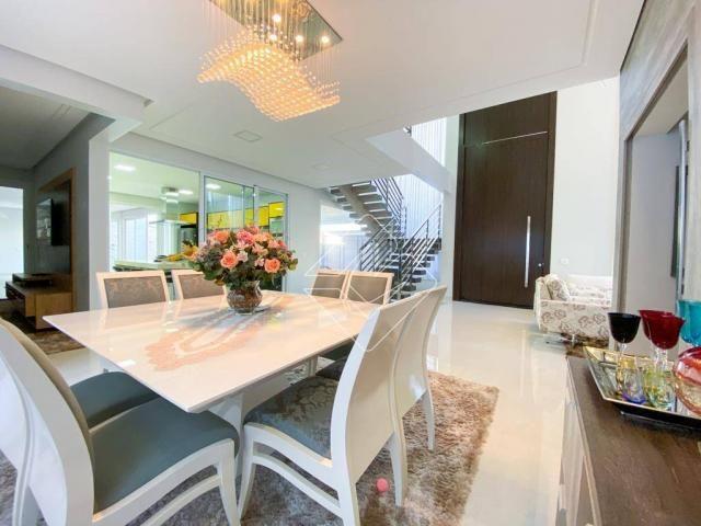 Sobrado com 4 dormitórios à venda, 423 m² por R$ 2.200.000,00 - Residencial Araguaia - Rio - Foto 5