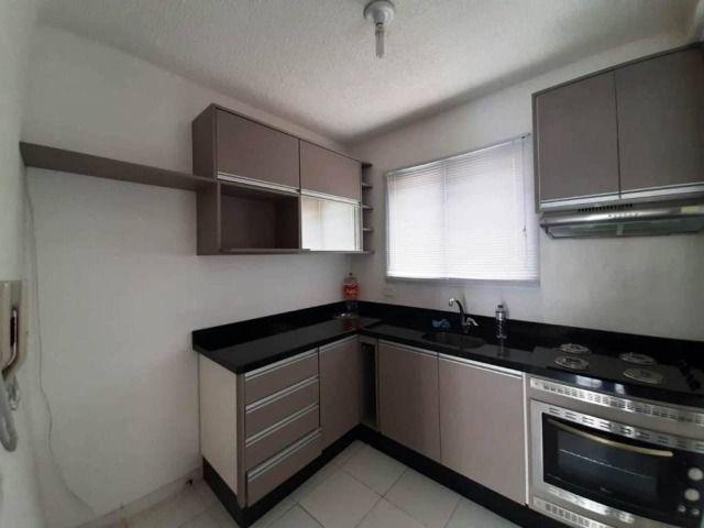Casa semi mobiliada em condomínio fechado com 02 dormitórios, Canudos, Novo hamburgo - Foto 16