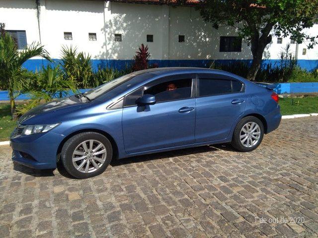 HONDA CIVIC 1.8 LXS AUTOMATICO 2015 - Foto 8