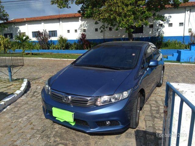 HONDA CIVIC 1.8 LXS AUTOMATICO 2015 - Foto 7
