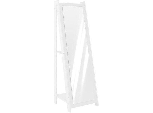 Vende-se balcão cabideiro, manequim caneca de ovo e espelho prateleira - Foto 2