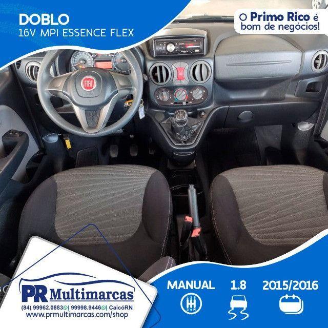 Fiat Doblo Essence 07Lug 1.8 2016 - Foto 9