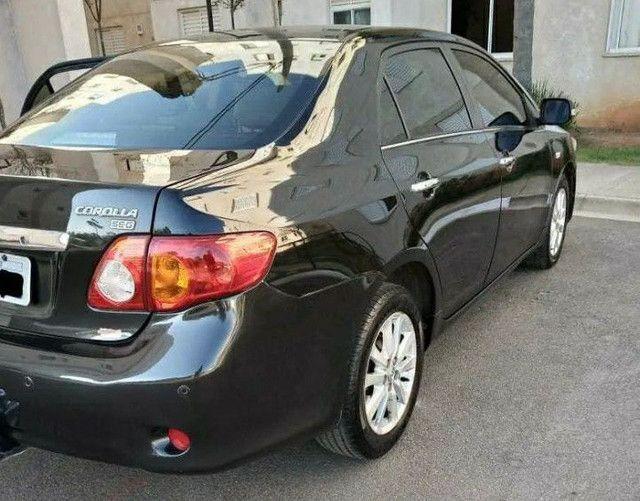 Toyota Corolla 1.8 entrada de 4.700 + parcelas  - Foto 3