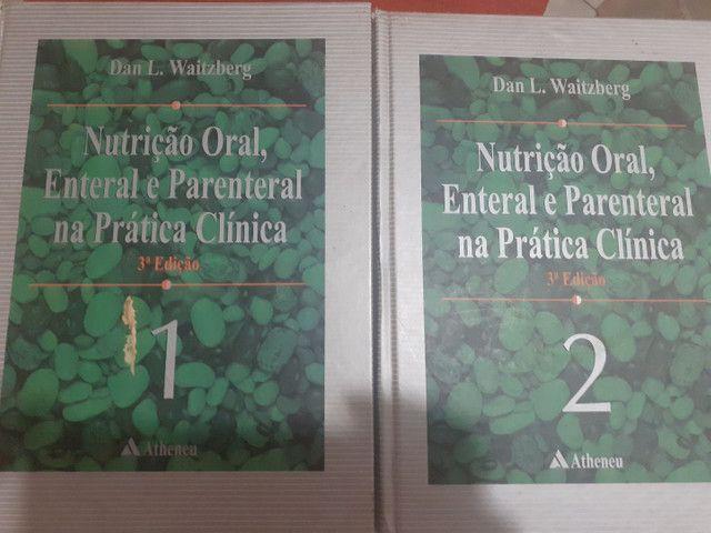 Livro Nutrição Oral, Enteral e Parental na Prática Clínica