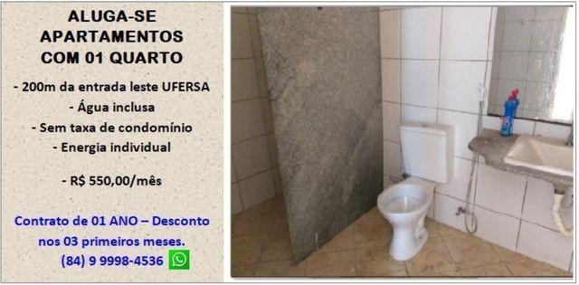 Aluga-se apartamentos próximo a Ufersa - Costa e Silva Mossoró - Foto 5