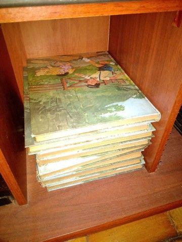 Coleção de livros Monteiro Lobato