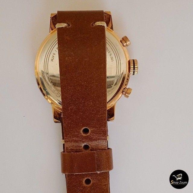 Relógio Tommy Hilfiger Pulseira Couro (Entrega imediata Barreiras) - Foto 4