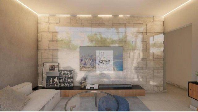Excelente casa linear com 3 dormitórios à venda, 70 m² por R$ 310.000 - Enseada das Gaivot - Foto 13