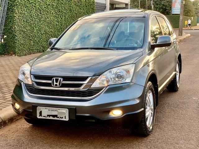 Honda CR-V Exl Awd 2011 - Única Dona